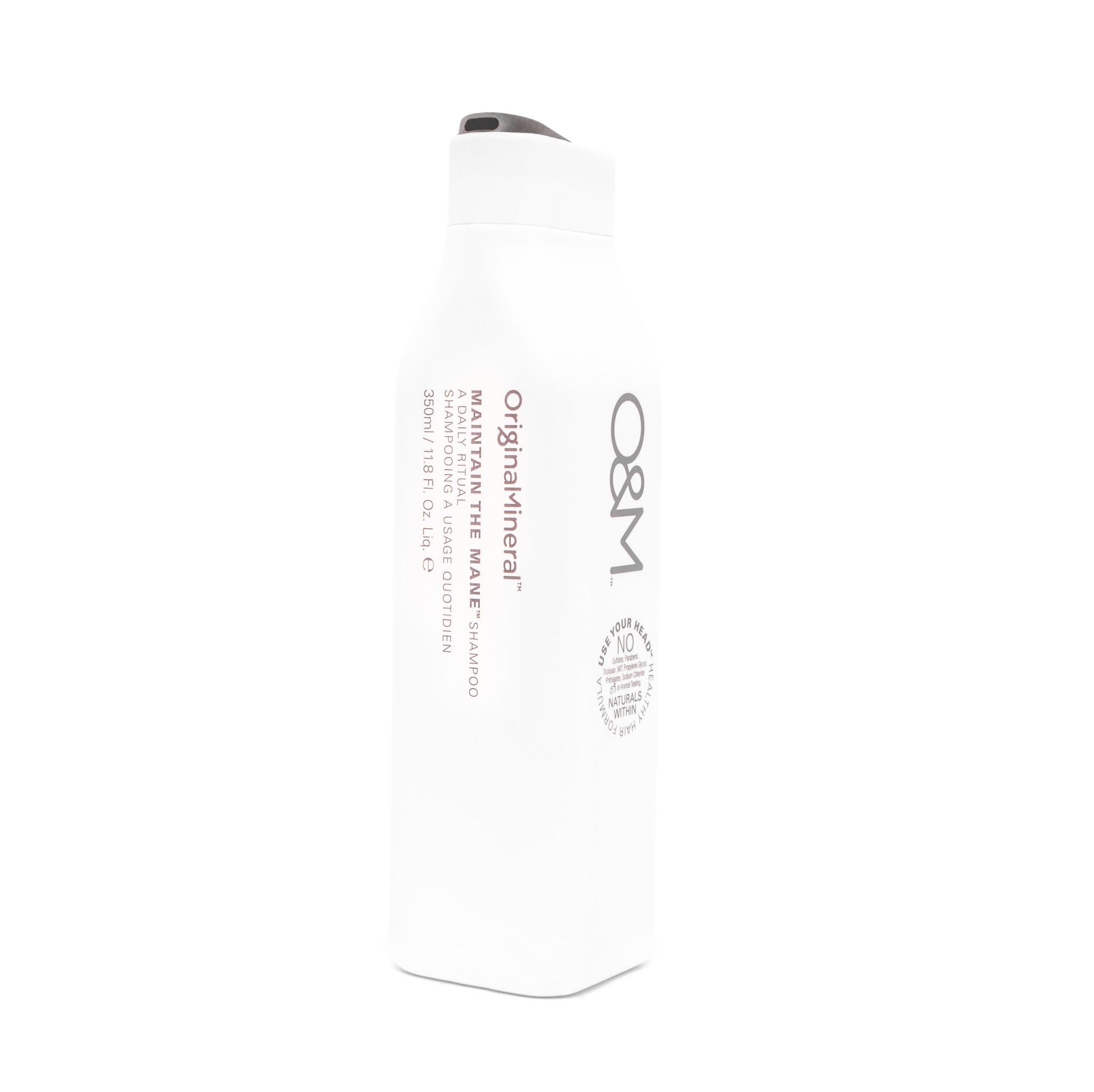 O&M - Original Mineral O&M Maintain The Mane Shampooing Quotidien d'entretien - 350ml
