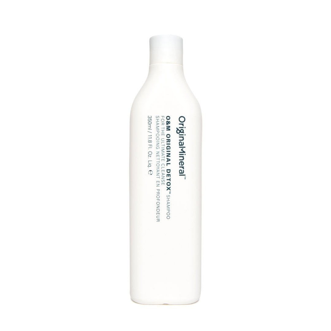 O&M - Original Mineral O&M Original Detox Shampooing Nettoyant en Profondeur 350ml