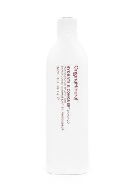 O&M - Original Mineral O&M Hydrate & Conquer Shampoo - 350ml