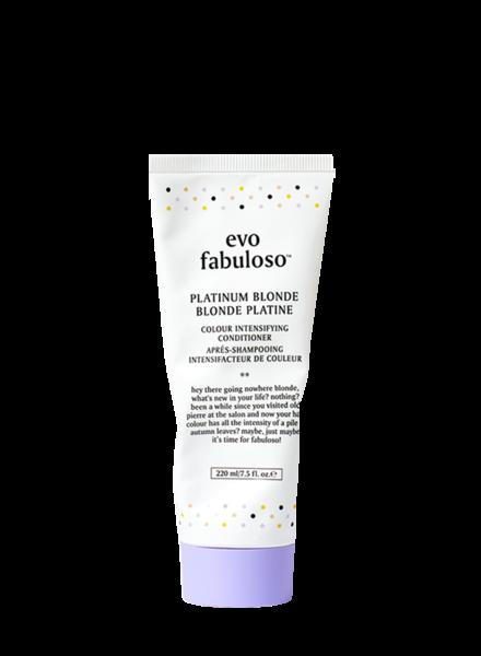 EVO Platinum Blonde Traitement de Renforcement des Couleurs 220ml