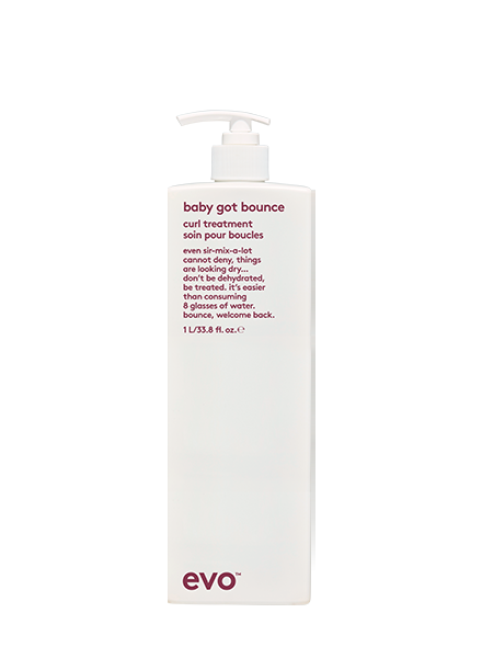EVO baby got bounce curl treatment - soin pour boucles 1000ml