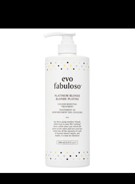 EVO Platinum Blonde Traitement de Renforcement des Couleurs 1000ml