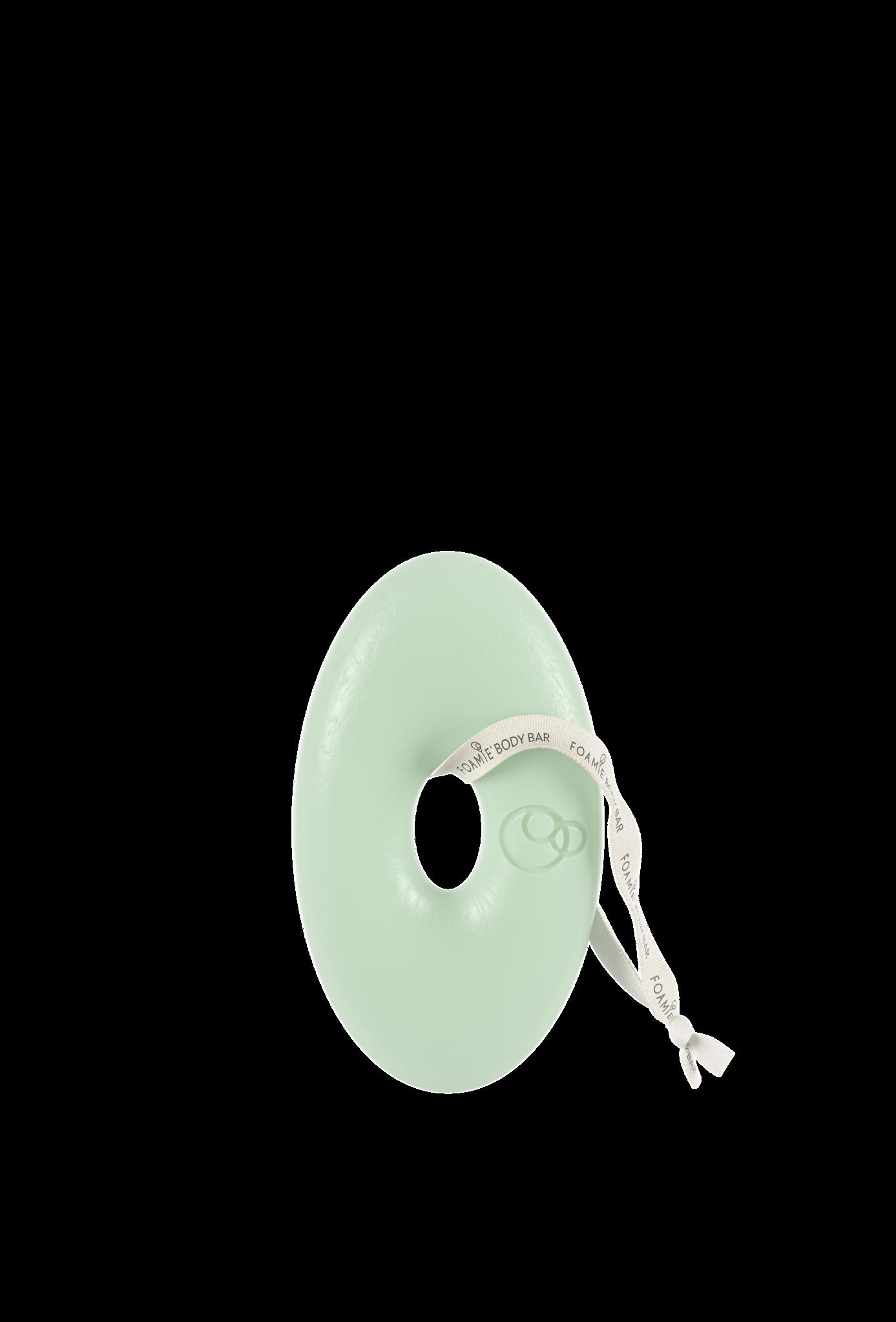 Foamie Lavant Corps Solide 2-en-1 Menthe Poivrée et Matcha