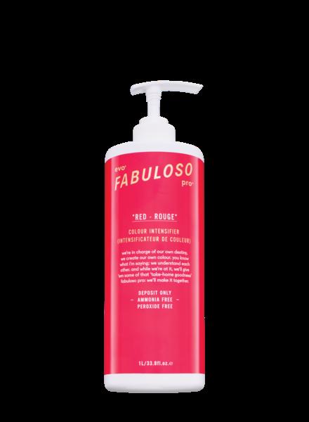 EVO evo® Fabuloso Pro™ Red Colour Intensifier 1L