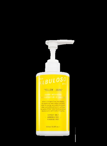 EVO evo® Fabuloso Pro™ Yellow Colour Intensifier 500ml