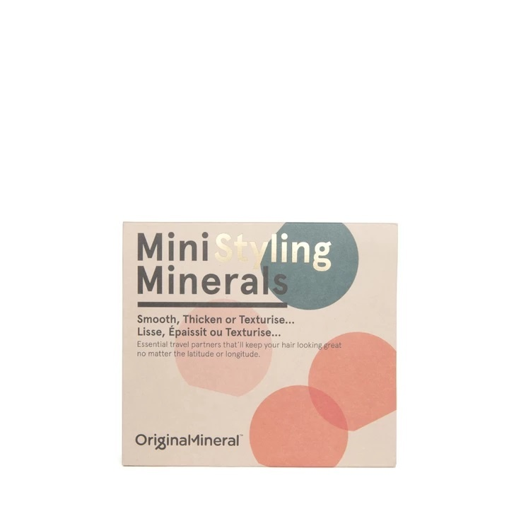 O&M - Original Mineral O&M Mini Styling Minerals Kit - 3x50ml