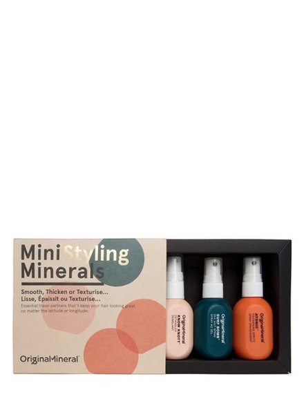 O&M - Original Mineral O&M Mini Styling Minerals Kit - 3x50ml