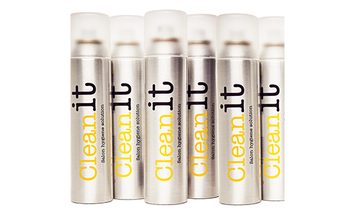 CleanIT Salon Hygiene Solution