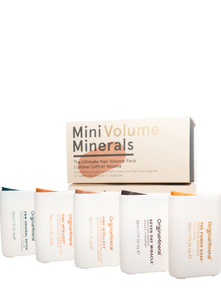 O&M - Original Mineral O&M Mini Volume Minerals Kit - 5x50ml