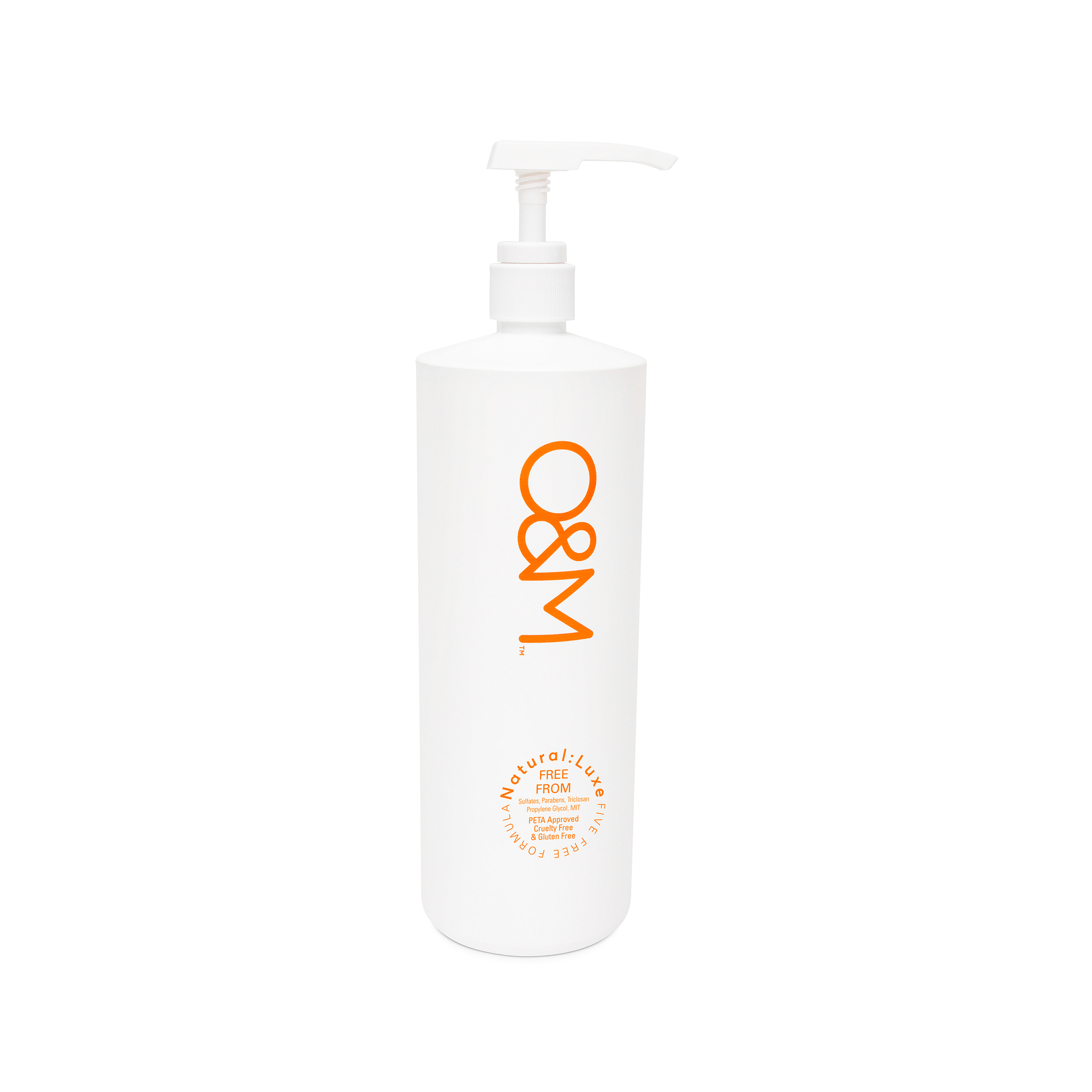 O&M - Original Mineral O&M Fine Intellect Shampooing Volumisant - 1000ml