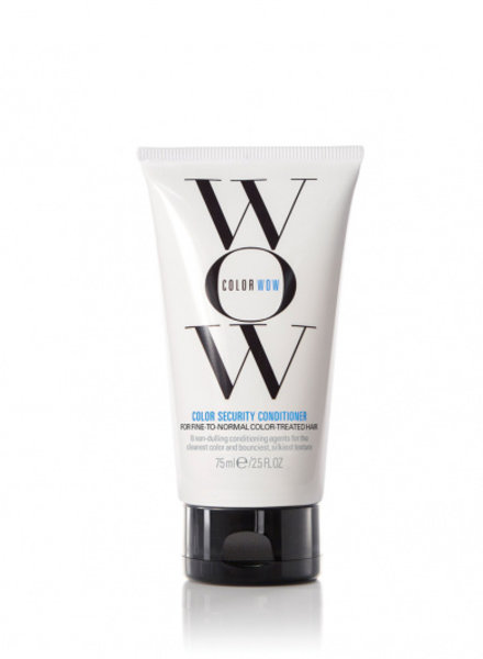 Color WoW Color WoW Conditioner Color Security - Cheveux Fins-Normaux 75ml