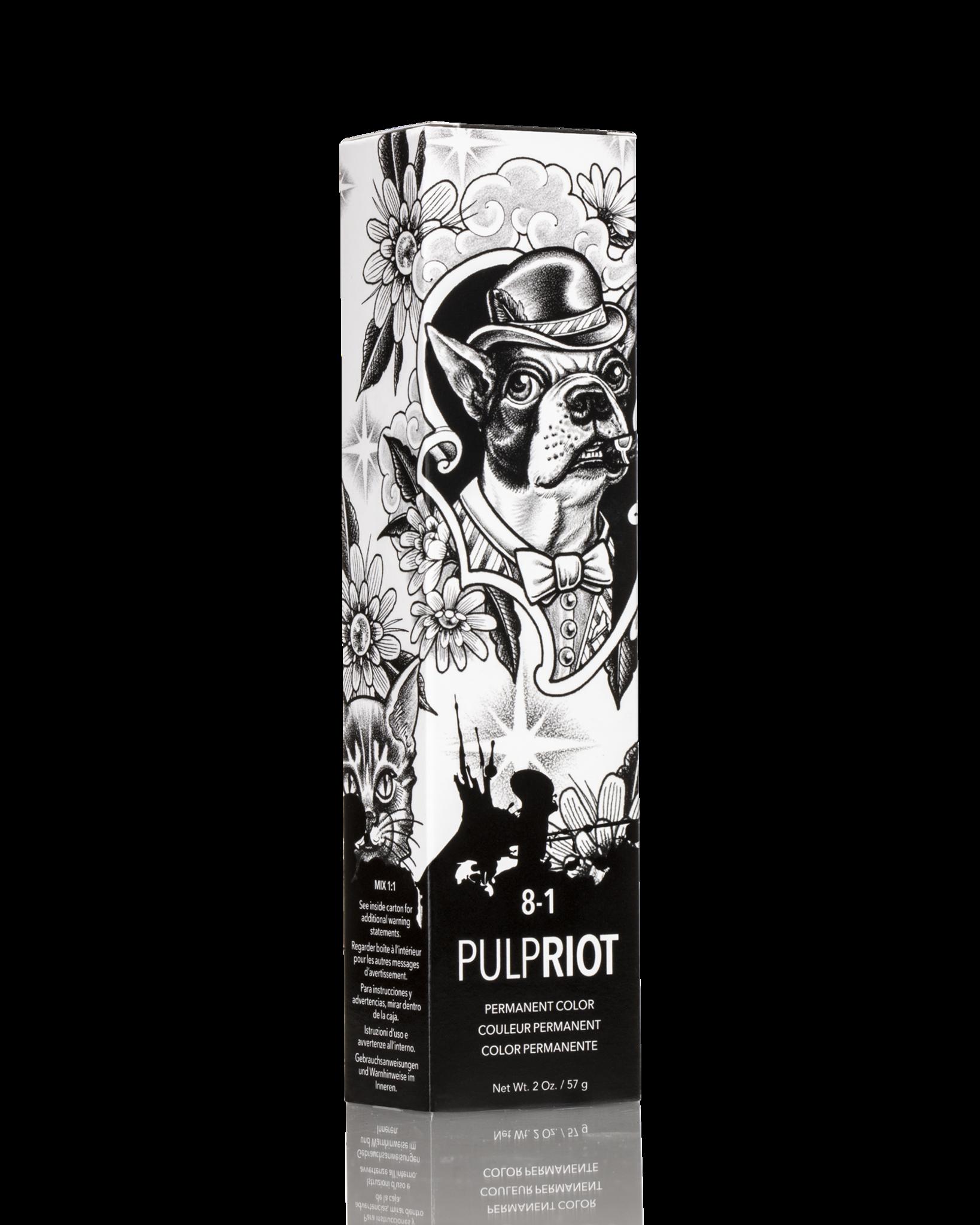 Pulp Riot PULP RIOT FACTION 8 CENDRÉ/ASH 8-1