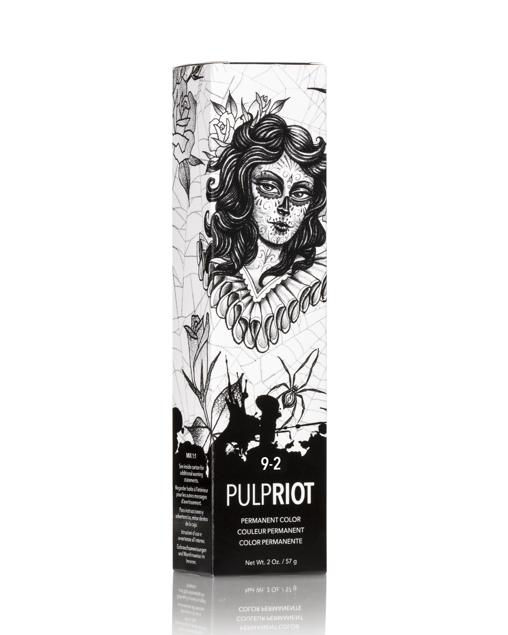 Pulp Riot PULP RIOT FACTION 8 VIOLET 9-2