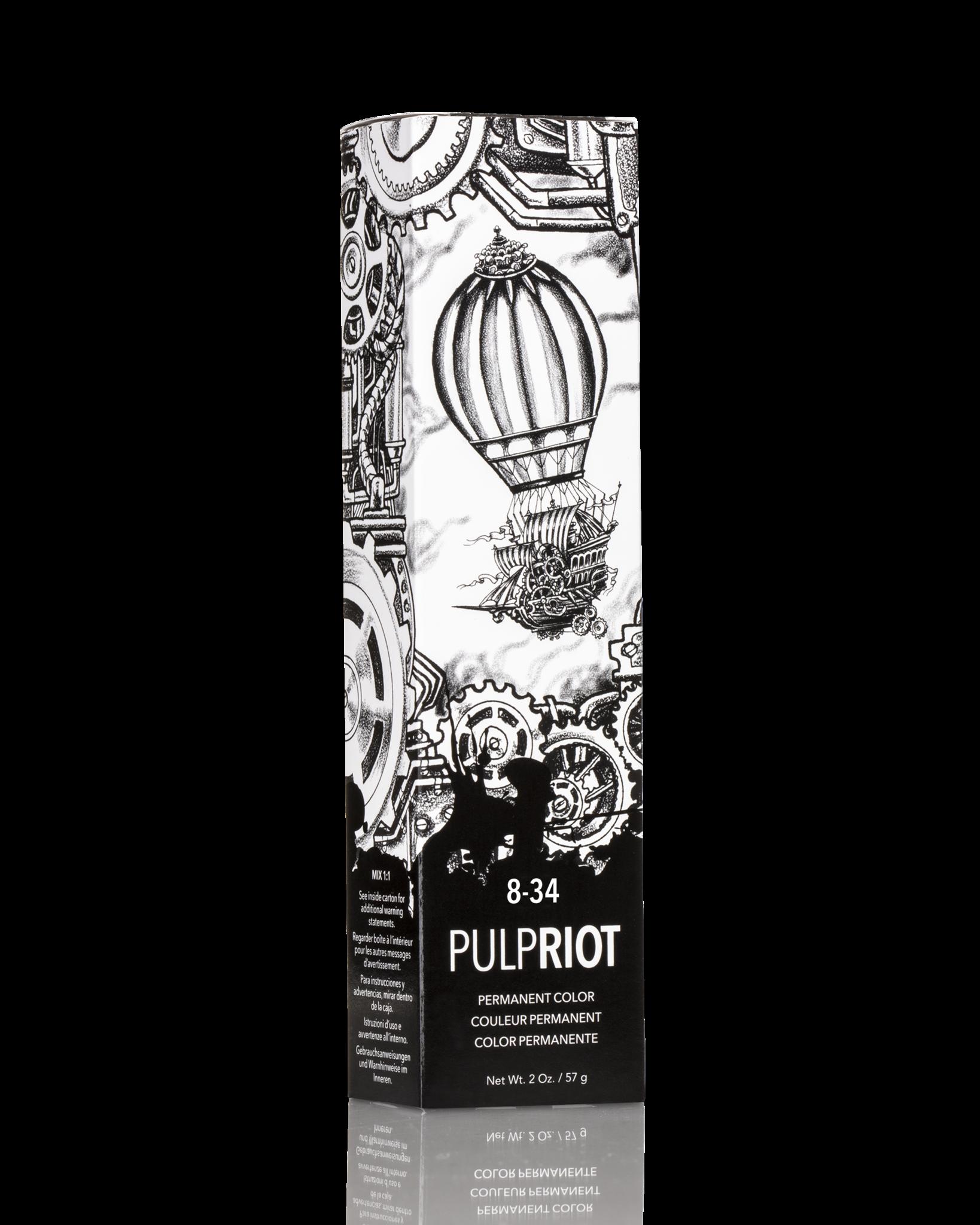 Pulp Riot PULP RIOT FACTION 8 DORÉ CUIVRÉ/GOLD COPPER 8-34