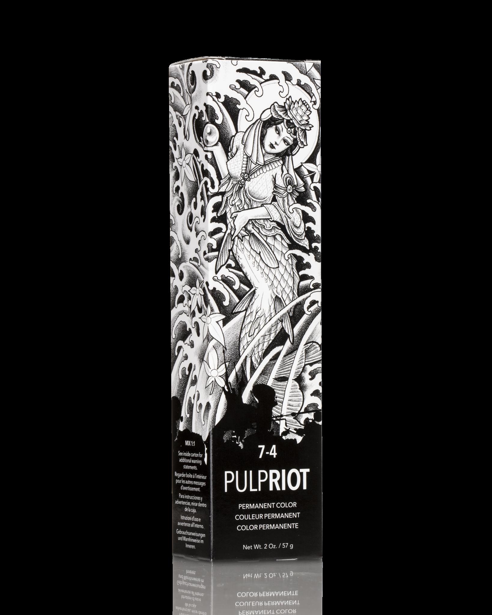 Pulp Riot PULP RIOT FACTION 8 CUIVRÉ/COPPER 7-4