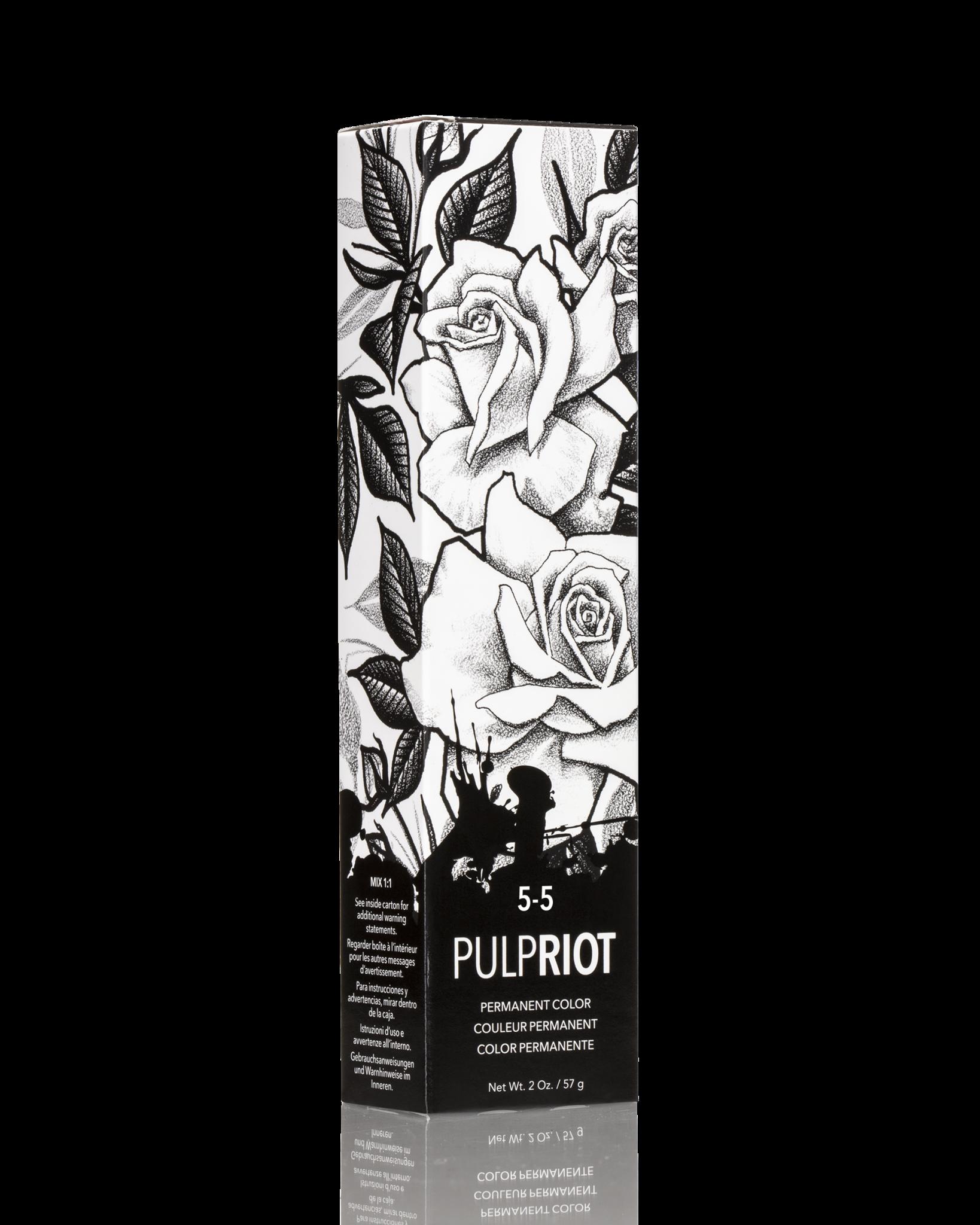 Pulp Riot PULP RIOT FACTION 8 ROUGE VIOLET/RED VIOLET 5-5