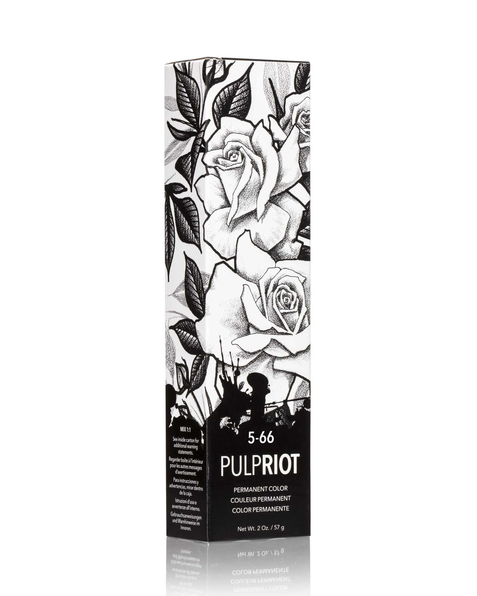 Pulp Riot PULP RIOT FACTION 8 ROUGE INTENSE/RED INTENSE 5-66
