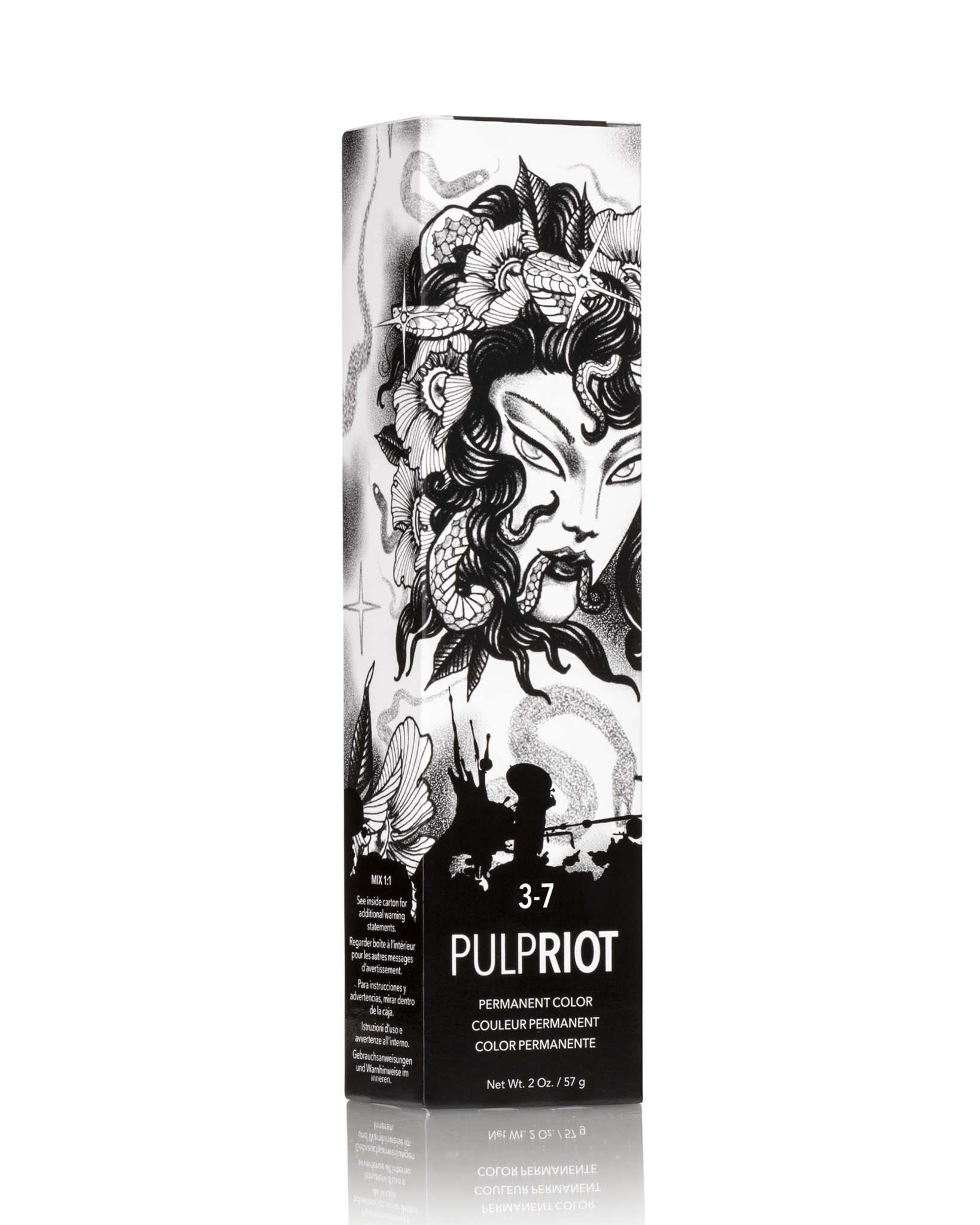 Pulp Riot PULP RIOT FACTION 8 MATE 3-7