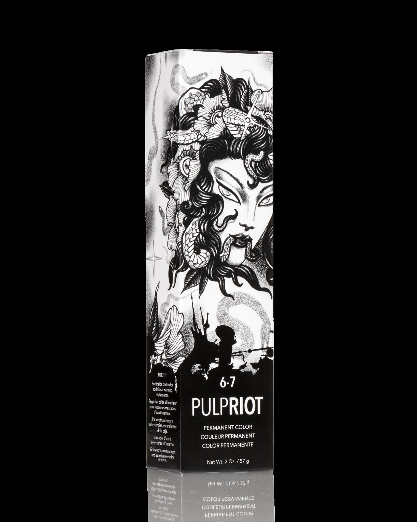 Pulp Riot PULP RIOT FACTION 8 MATE 6-7
