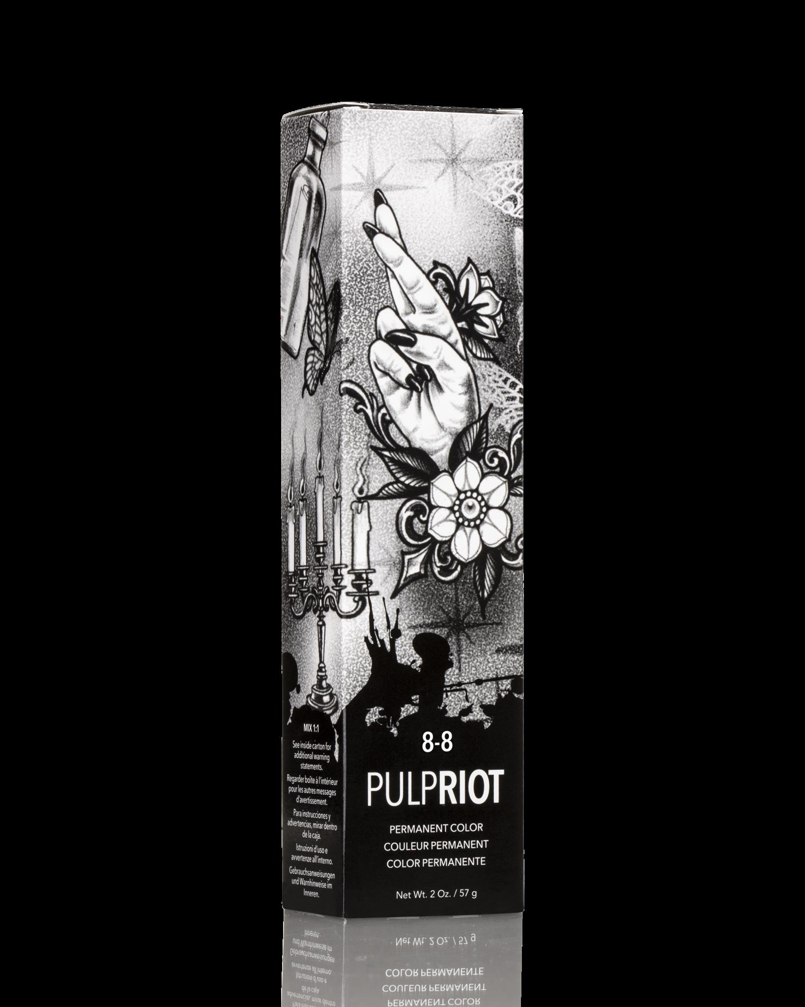 Pulp Riot PULP RIOT FACTION 8 MARRON/BROWN 8-8