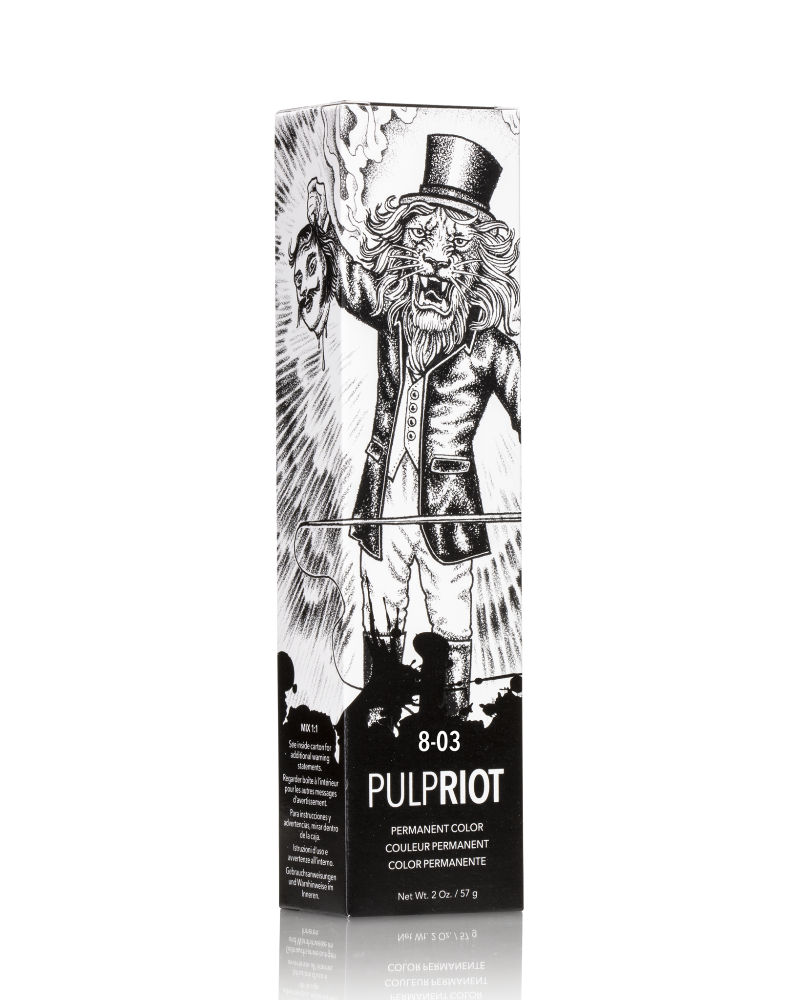 Pulp Riot PULP RIOT FACTION 8 NATUREL DORÉ/NATUREL GOLD 8-03