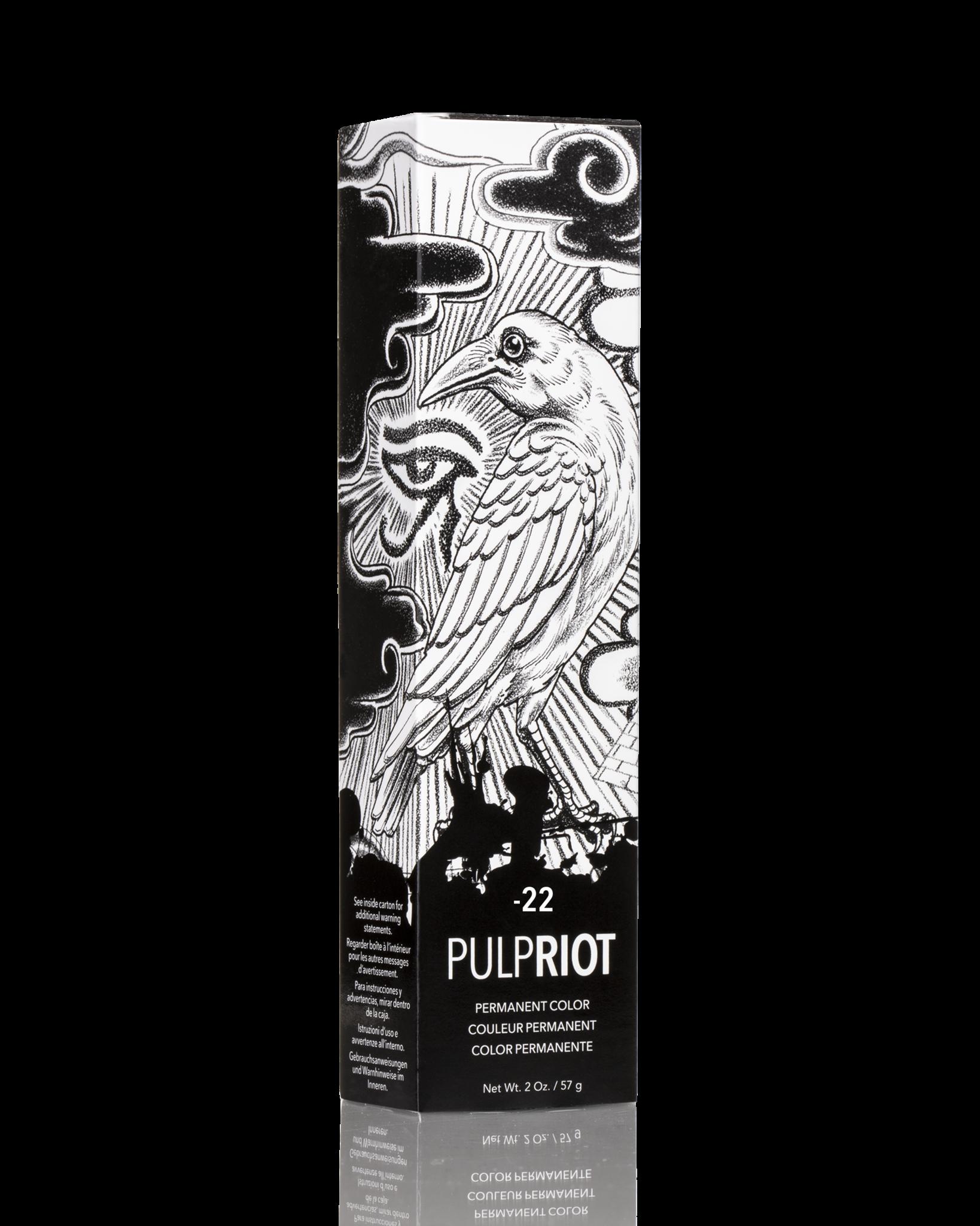 Pulp Riot PULP RIOT FACTION 8 BOOSTER -22