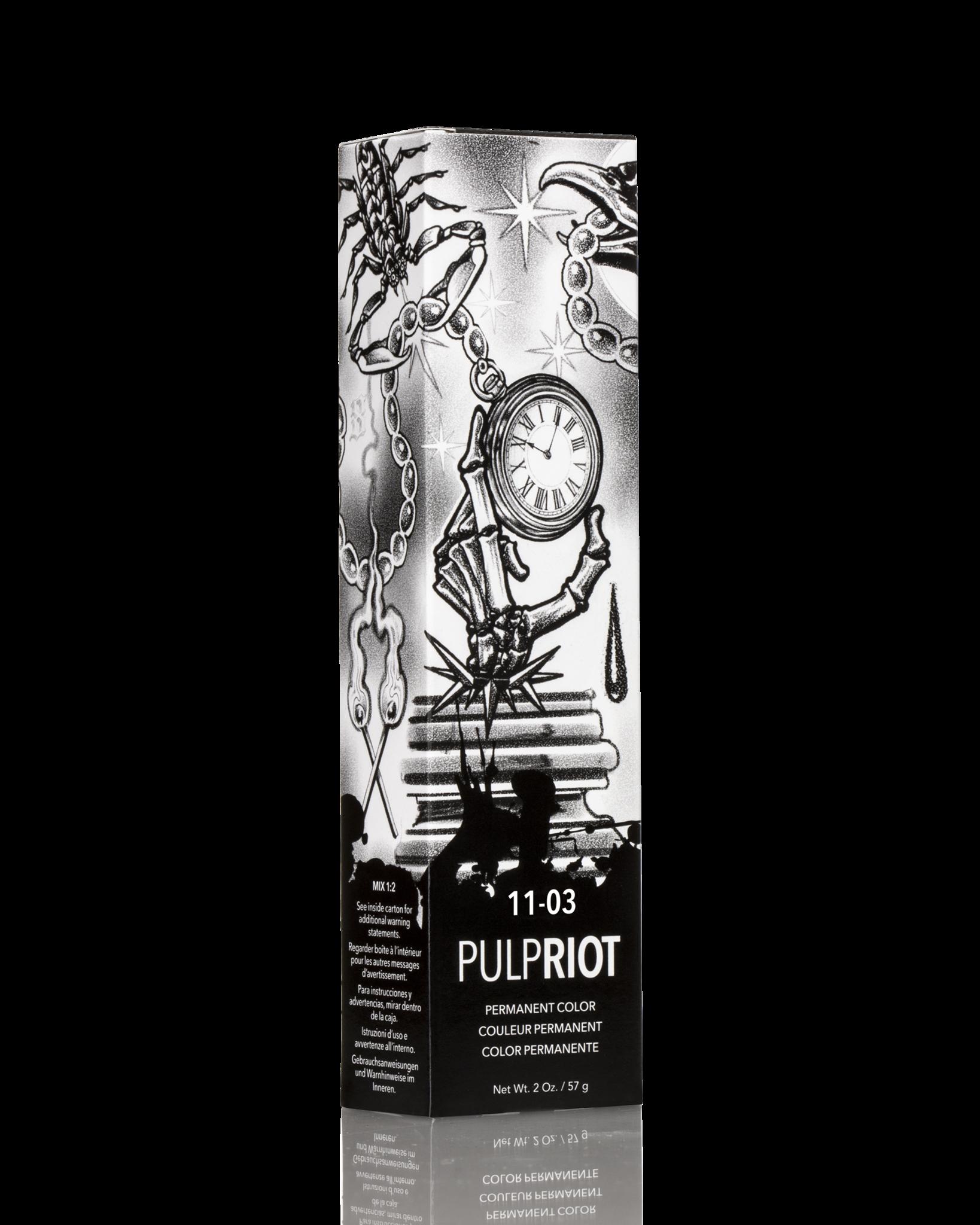 Pulp Riot PULP RIOT FACTION 8 SUPER ÉCLAIRCISSANT/HIGHLIFT 11-03