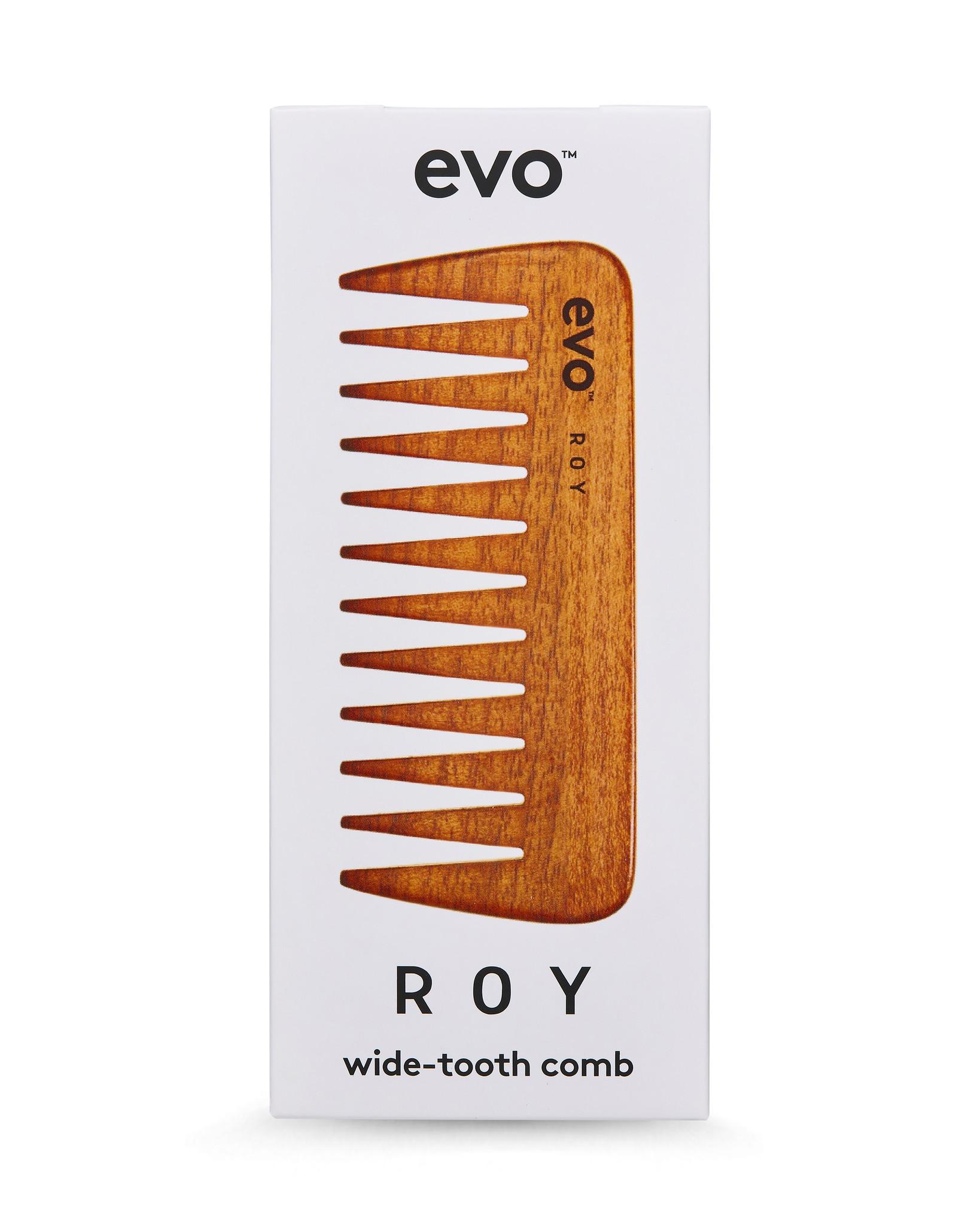 EVO Peigne ROY démêlant à dents larges