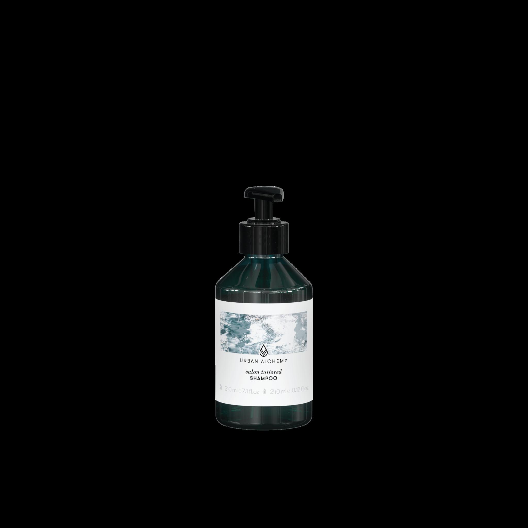 Urban Alchemy Prescription Care shampoing pour la maison 210 ml / 240 ml