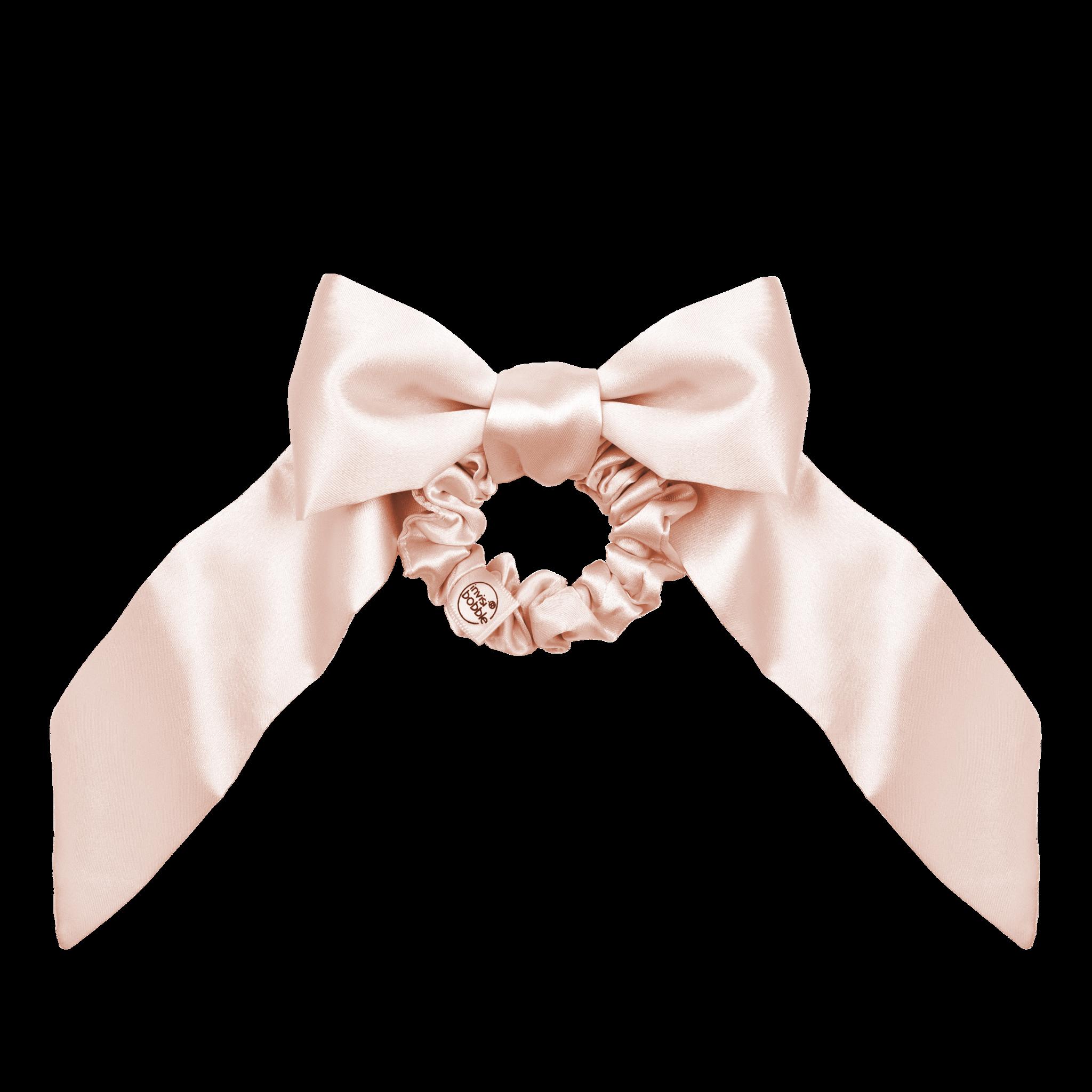 invisibobble® SPRUNCHIE SLIM SATIN Ballerina Bow