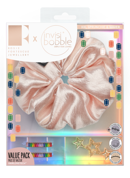 invisibobble® Rosie Fortescue  - Set Box of Fab (SP Rosie Star/WA)