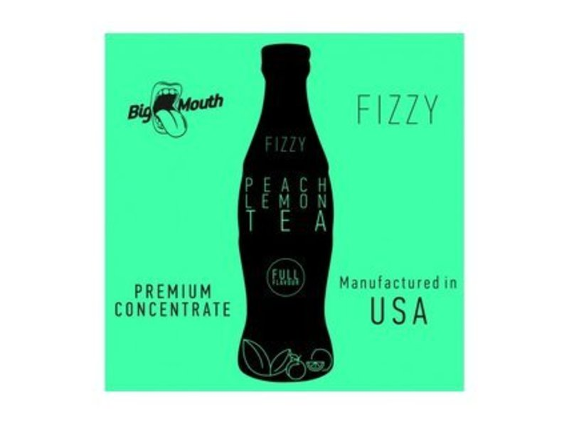 FIZZY Peach-Lemon-Tea Aroma - Original Big Mouth