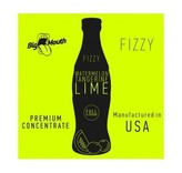 FIZZY Watermelon-Tangerine-Lime Aroma - Original Big Mouth