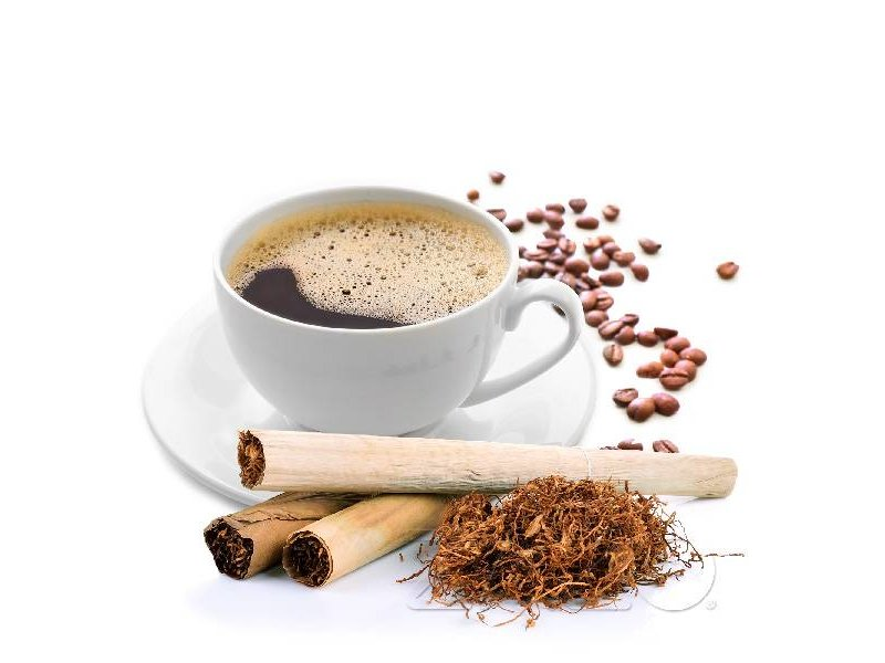 Tobacoffe E-Liquid 10ml – ZAZO