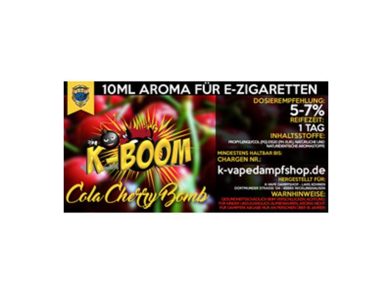 Cola Cherry Bomb Aroma - K-Boom