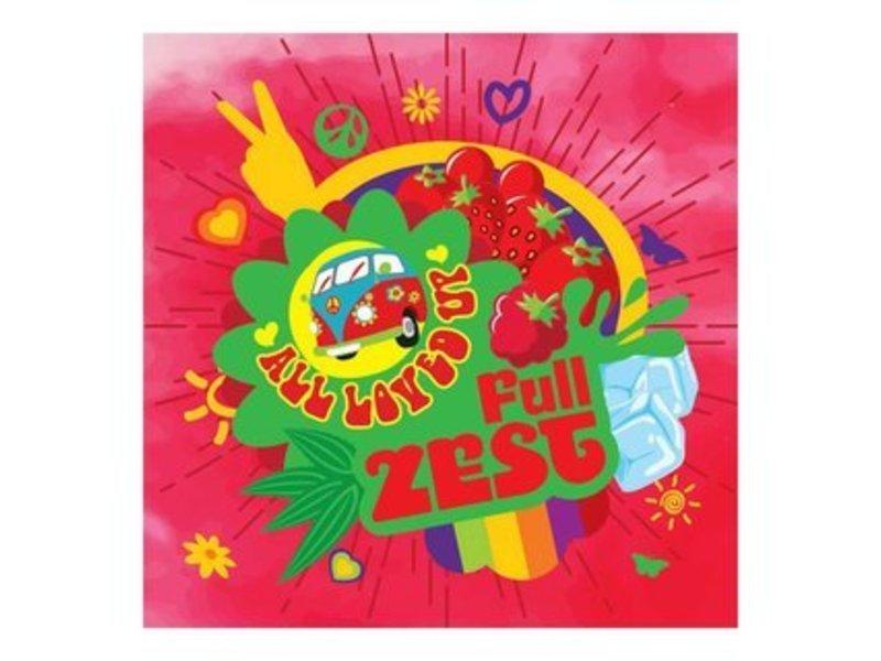 FULL ZEST Aroma - Original BigMouth AllLovedUp