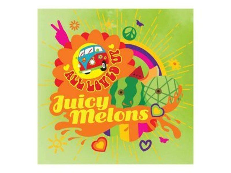 JUICY MELONS Aroma - Original BigMouth AllLovedUp