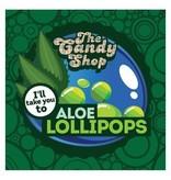 ALOE LOLLIPOPS Aroma - Original BigMouth CandyShop