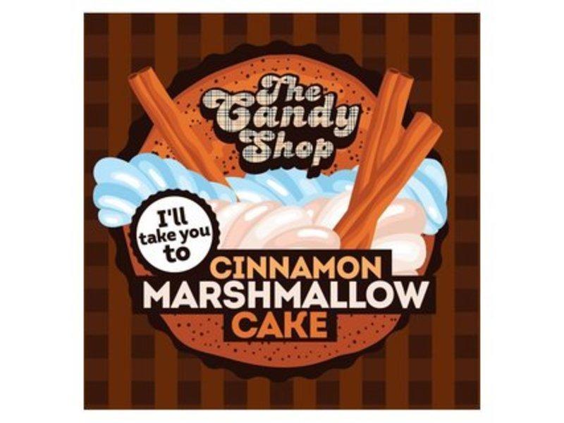 CINNAMON MARSHMALLOW CAKE Aroma - Original BigMouth CandyShop