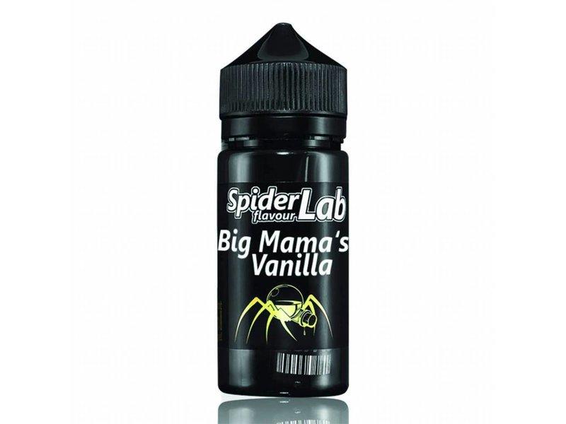 BIG MAMAS VANILLA - 10ml Aroma - SpiderLab