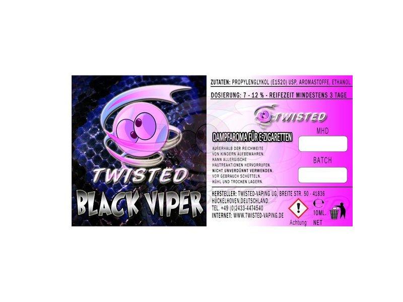 TWISTED Aroma BLACK VIPER