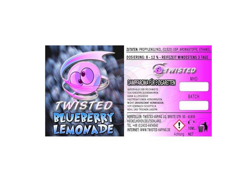 TWISTED Aroma BLUEBERRY LEMONADE