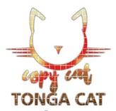 CopyCat Aroma TONGA CAT 10ml