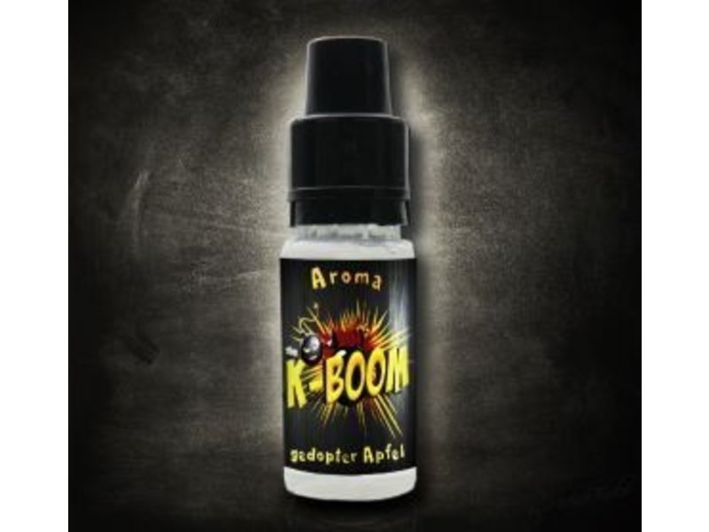 gedopter Apfel Aroma – K-Boom