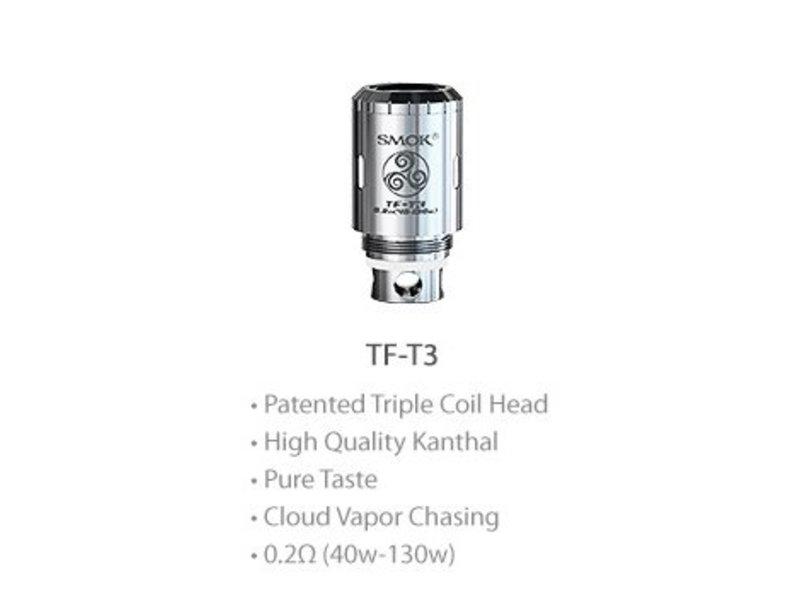 T3 Triple Verdampfer für den TFV4 - Hersteller SMOK