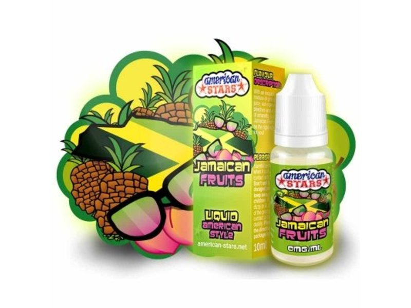JAMAICAN FRUITS (10ml) - American Stars