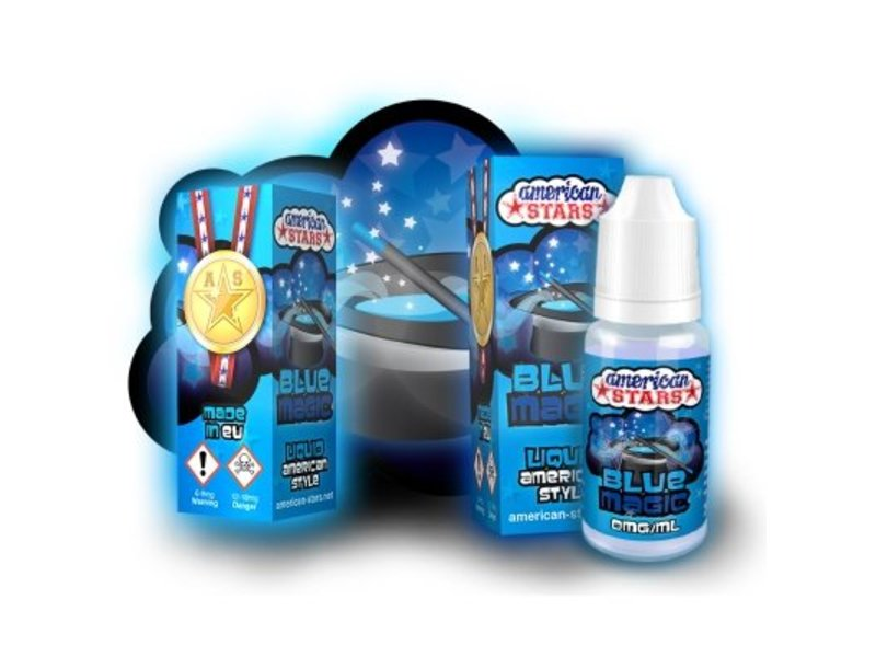 BLUE MAGIC (10ml) - American Stars
