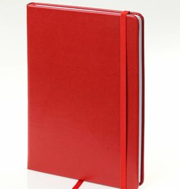 Kalpa 7015-Red A5 notitieboek - Rood