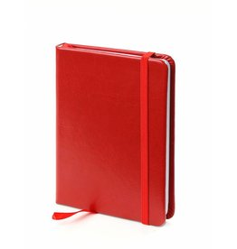Kalpa 7016-Red A6 notitieboek - Rood