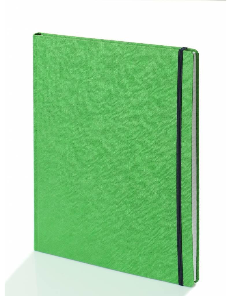 Kalpa BNPR464-7 New Praga A4 notitieboek Green